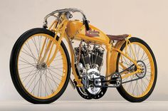 1914 Cyclone boardtrack racer