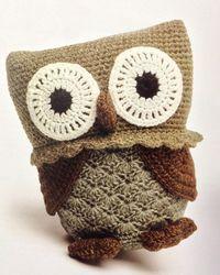 Maggie's Crochet · Crocheted Wild Animals