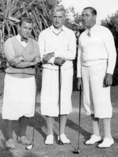 Gene Sarazen Walter Hagen Tommy Armour Great Golf Photo | eBay