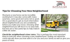 http://spartanvanlines.com/tips-for-choosing-your-new-neighborhood -Choosing what neighborhood you will live in is no easy task but here are a few useful tips to help make it a little bit easier.