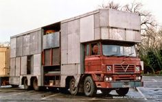 Old Lorries, Fun Fair, Classic Trucks, Transportation, Vehicles, Cars, Classic Pickup Trucks, Autos, Car