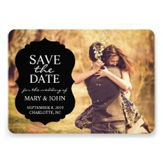 Save the Date Announcement | Crest Save the Date