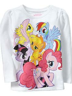 My Little Pony™ Tees for Baby