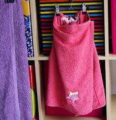 Christelle Beneytout : le blog: Sorties de bain mère et fille ... pour la plage ou dans la salle de bain