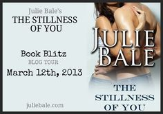 Book Excerpt & Giveaway- The Stillness of You