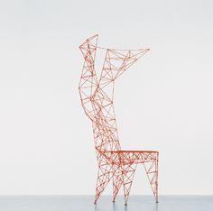 Pylon chair by Tom Dixon (Cappellini)