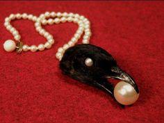 modern take on mourning jewellery