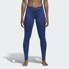 huge discount b1867 4110b Alphaskin Tech Tights Black XS Womens Blue Adidas, Body Wraps, Women s  Training Tights,