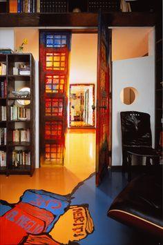 NY Apartment- Gaetano Pesce, 1991