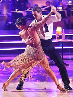 Dancing Finals: William Levy, Cheryl Burke - He's my personal favorite this season, but I could live with either of the two top 3 contestants as champ. They were all great dancers.