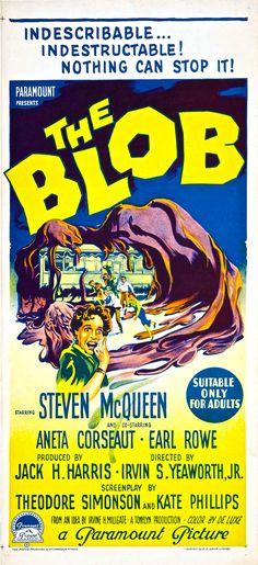 The Blob (1958) via Australia