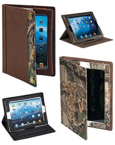 Does Dad need a new iPad Case? Check out these camo iPad cases!