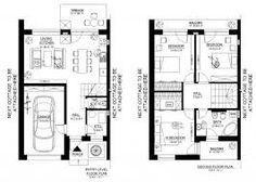 Resultado de imagen para planos townhouse autocad