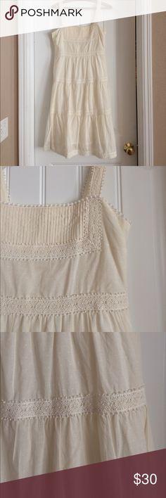 Matilda Jane Swiss Dot Dress Sz 8 EUC Worn once for pics. Super cute to layer! Matilda Jane Dresses