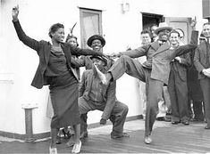 Susan´s Diary-Vintage style meets heavy music: Lindy Hop