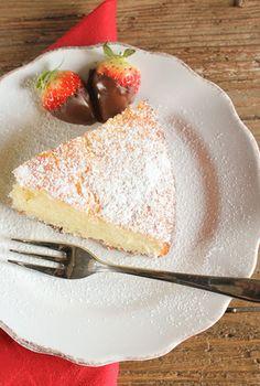 Easy Yogurt Cake Recipe on Yummly. @yummly #recipe