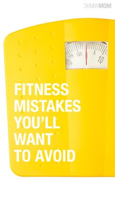 Are you making these fitness mistakes? Check out this article.