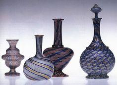creazioni del vetraio Pietro Bigaglia (1786-1876)oggi al Museo del Vetro di Murano.jpg (1200×877)