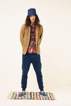 Native Youth 2013 Fall/Winter Lookbook