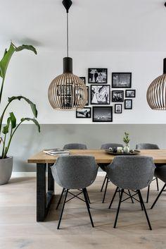 www.lifs.nl #lifs #ontwerp #interior #interiordesign #interieuradvies #eettafel #lampen # kleur Furnishings, Minimalist Dining Room, Dining Room Design, Farm House Living Room, Living Room Designs, Dining Room Decor, House Interior, Room Decor, Home Decor Tips