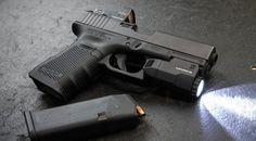 Inforce APL-C Compact On the Custom Glock 19 Build