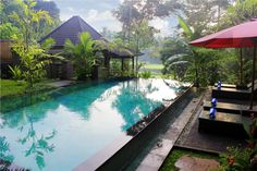 Check out this awesome listing on Airbnb: Private 1Br Villa w/ Kitchenette - Villas for Rent in Ubud