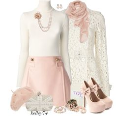 """""""Girly Girl"""" by kelley74 on Polyvore"""
