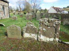 Welsh Newton Churchyard, nr Monmouth