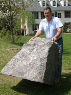 Make That Ugly Water Well In Your Yard VANISH With These Nifty Rock Cover And Edging Kits