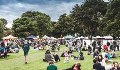 The Top 10 Outdoor Food Markets in Dublin For Summer 2015
