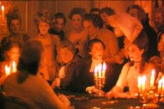 """Barry Lindon"" de Stanley Kubrick. /  Musique : J.S. Bach, Frederick the Great, G. F. Handel, W. A. Mozart, Giovanni Paisiello, Franz Schubert, Antonio Vivaldi"