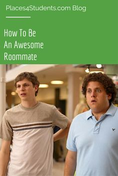 How to be an awesome roommate [BLOG] #roommates