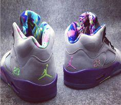 """Air Jordan V """"Bel Air"""""""