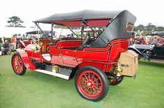 1909 Pierce Arrow Touring
