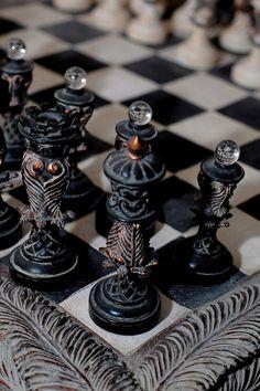 ~ Living a Beautiful Life ~ Chessboard.