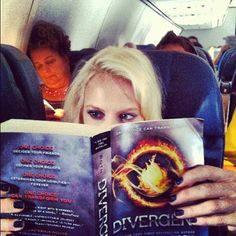 Guilty pleasure - young adult dystopian #books - check out #divergent, I was glued until I finished.