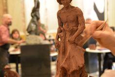 Como ya anunciamos, durante 4 sábados consecutivos el ICREA ha organizado junto con el Museo MEAM de Barcelona una actividad inédita: Modelar a partir de las obras del escultor Josep Llimona, con motivo de la exposición comisariada por Natalia Esquinas. Cerca de 100 personas han asistido a esta ...