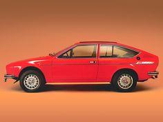 1976 Alfa Romeo Alfetta GTS
