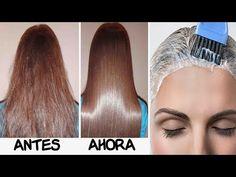 En media hora tu pelo dañado se reparará y quedará hermoso con esto - YouTube