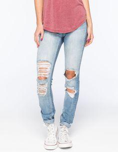 REWASH Womens Skinny Jeans 263689824 | Skinny