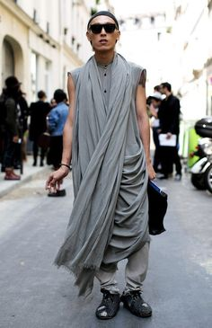 paris menswear street style day 1
