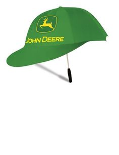 John Deere umbrella.