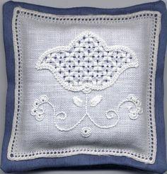 Italian Needlework: April 2010