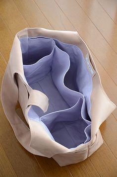 Developement Durable, Diy Bags Patterns, Tote Bag With Pockets, Diy Sac, Jute Bags, Fabric Bags, Bag Organization, Handmade Bags, Canvas Tote Bags