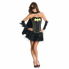 Kostüm für Erwachsene Batgirl Corset Dress Gr.M Justice League | Your #1 Source for Toys and Games