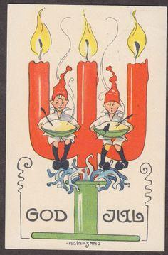 Scandinavian | God Jul: Merry Christmas
