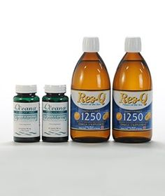 Joint Relief Combo | Res-Q 1250 Liquid Omega-3 & GlycoMarine