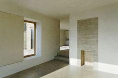 Rammed earth house by Boltshauser Architekten_Zürich