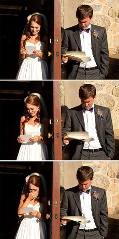 Reaction To Love Letters Before The Weeding