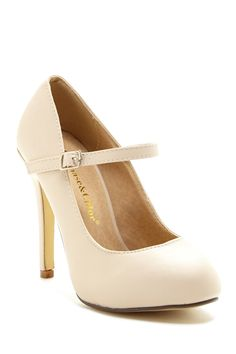Chase & Chloe Hailey Mary Jane Pump by Chase & Chloe on @nordstrom_rack